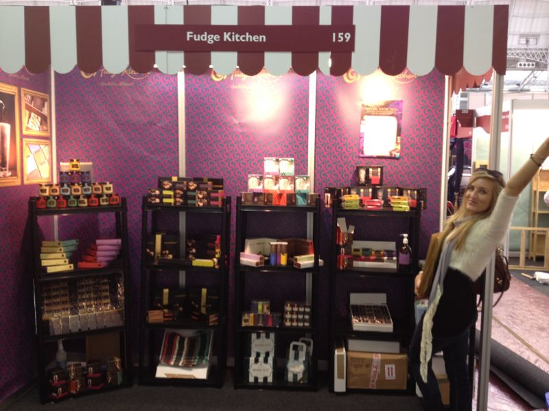 Fudge Kitchen set to expand after a super Speciality Fine Food & amazing Autumn Fair