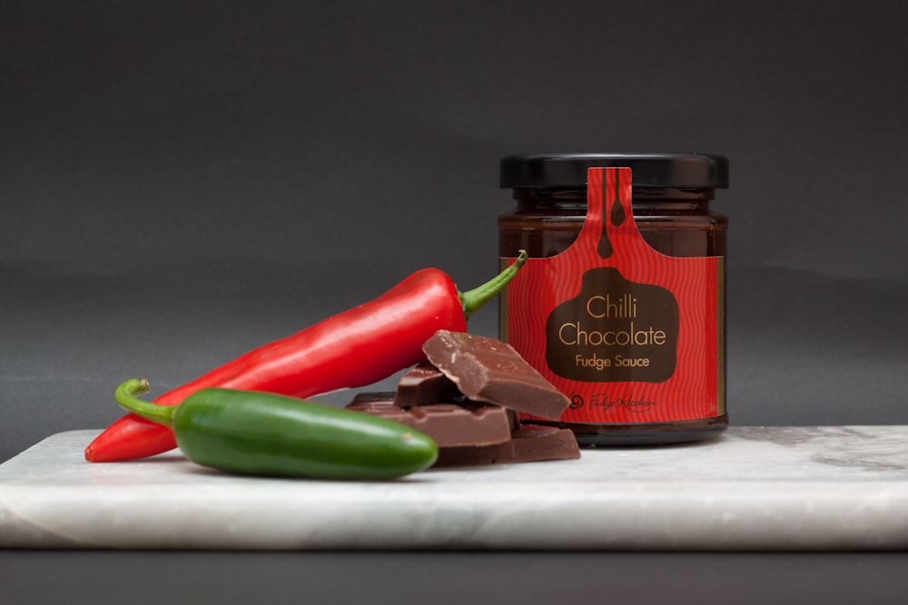 Nothing chilly about Chocolate Chilli !