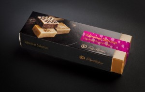 Valentines Selection of Gourmet Butter Fudge