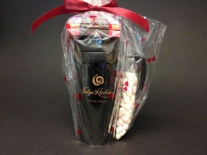 Drinking Fudge Set, Great Gift for Valentines