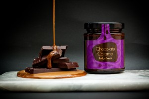 Chocolate Caramel Fudge Sauce