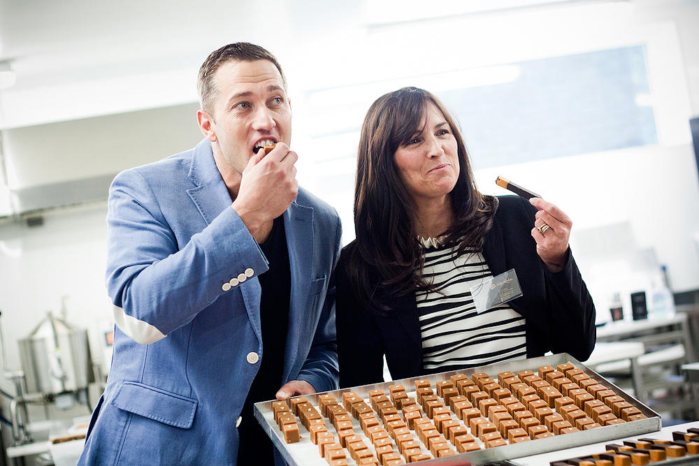Fudge Kitchen Launch – Wonka Eat Your Heart Out!