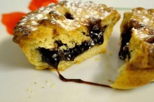 Double Chocolate Fudge Pie