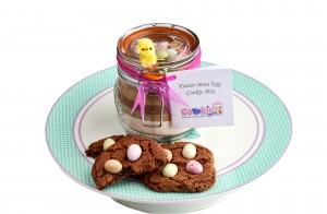 Cookietastic's Easter cookie making jar