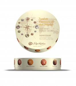 gourmet globe-trotting with the new Twelve Flavours of the World