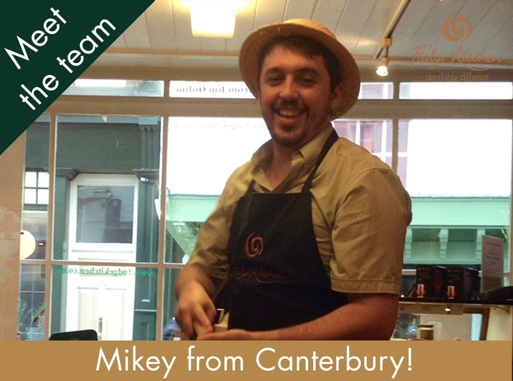 Staff Spotlight #1: Our Mikey …