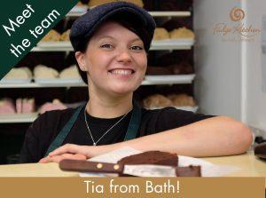 Bath's Tia Hancy