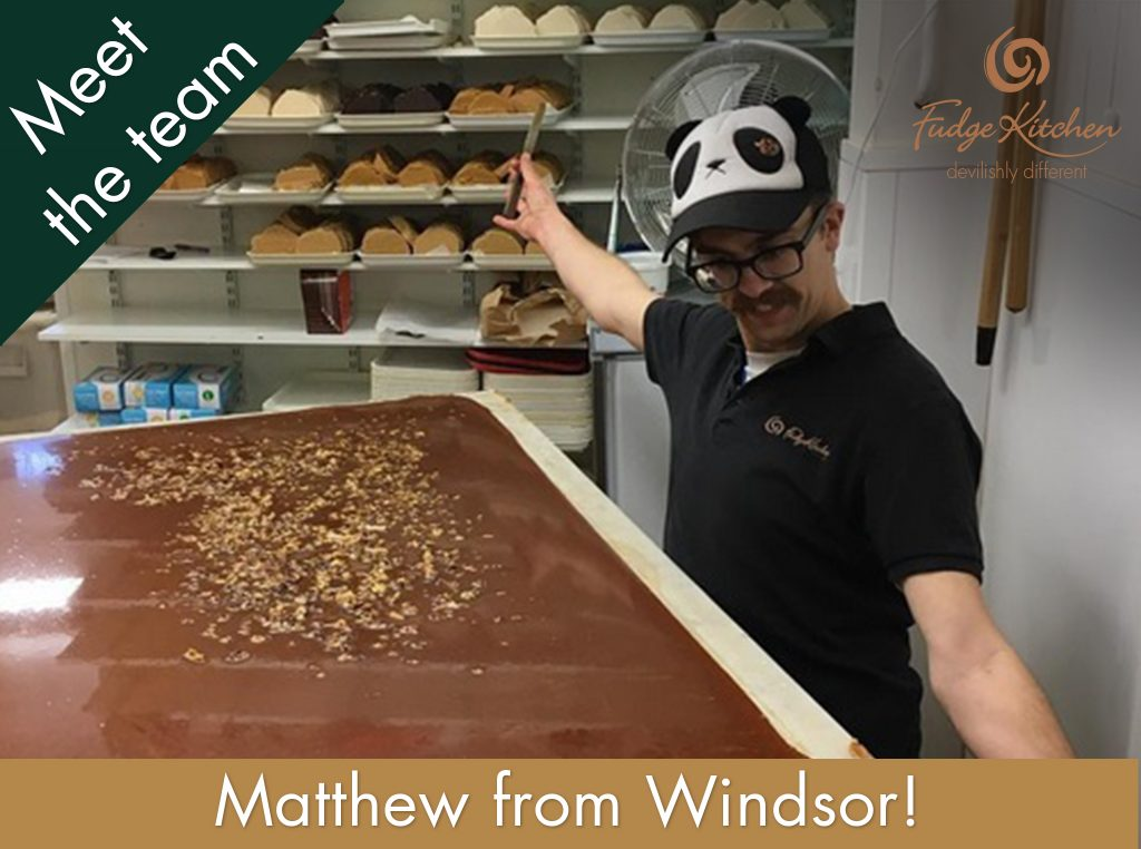 Staff Spotlight #8: Our Matthew