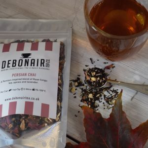 Debonair Tea Company's incredible Persian Chai blend