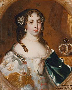 Catherine of Braganza - she loved her cuppa!