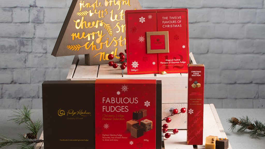 It's the most wonderful time for Fudge…
