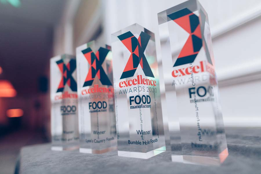 We won! Again! Best Ambient Manufacturer of the Year award at the 2020 Food Manufacture Excellence Awards …